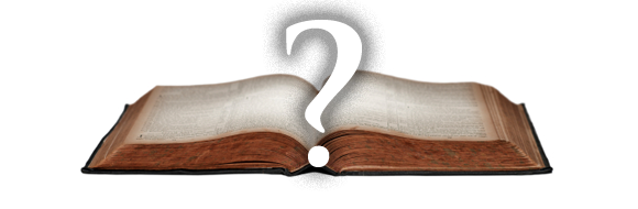Bible-Question-Mark